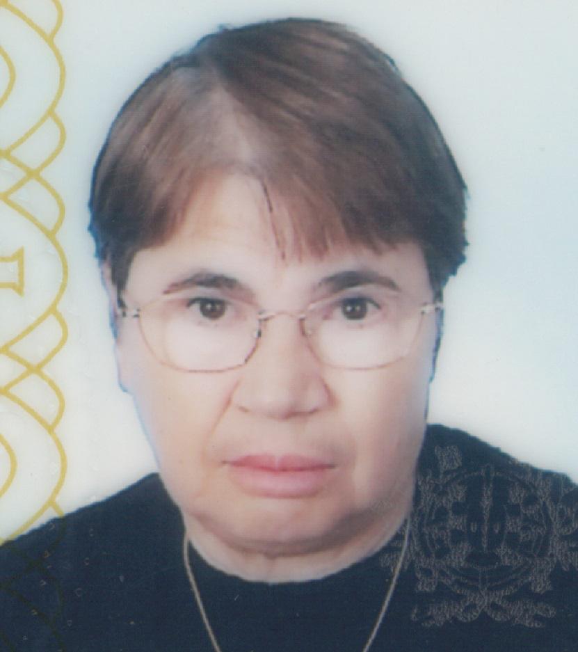 Maria Leonor Fernandes Alves Teixeira