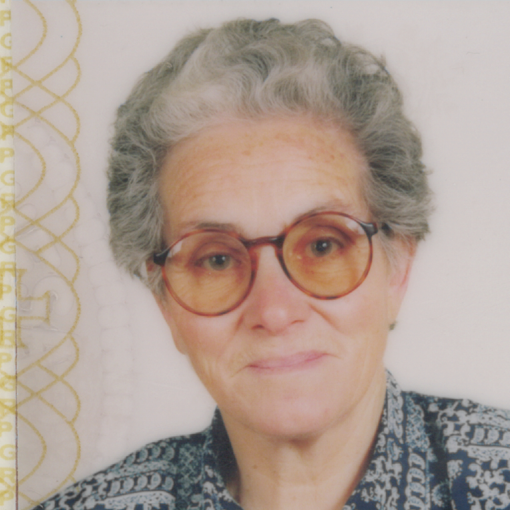 Maria Ramos Rodrigues Vieira