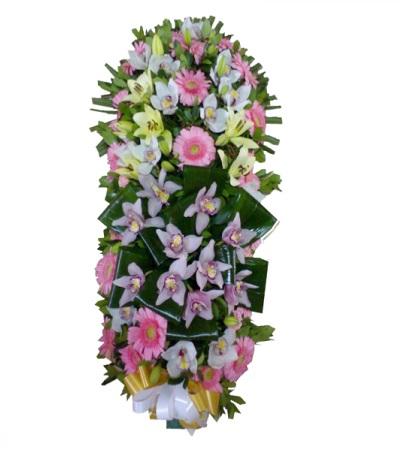Cassete de Flores Naturais